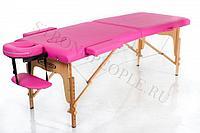 Складной массажный стол Restpro Classic 2 Pink, фото 1