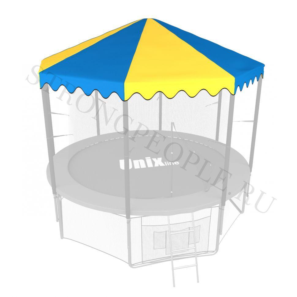 Крыша для батута Unix line 10 ft
