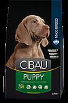 Puppy Maxi для щенков крупных пород с курицей, Cibau, уп. 12кг.