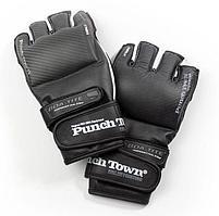 Перчатки MMA PunchTown Karpal eX TAT2 MKII Carbon