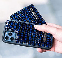 Чехлы iPhone 11 GOLDBLACK
