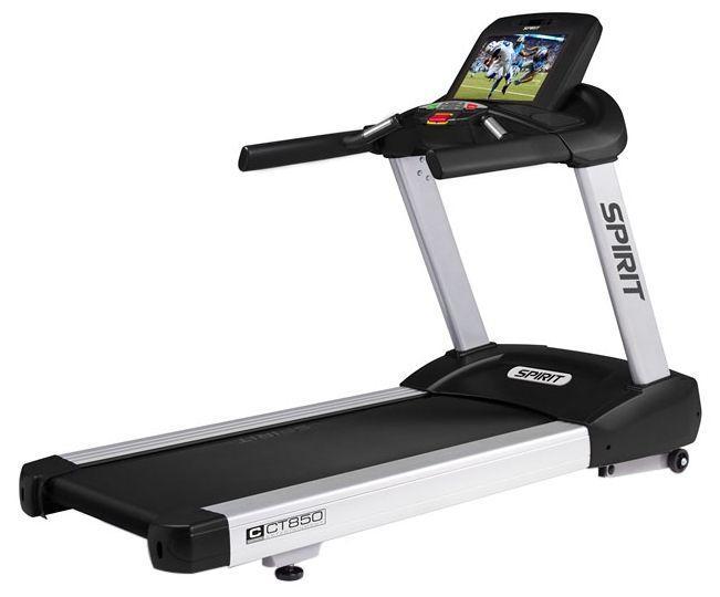 Беговая дорожка Spirit Fitness CT850 ENT
