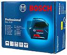 Лазерный профессиональный нивелир Bosch GLL 2-10. Внесен в реестр СИ РК, фото 4