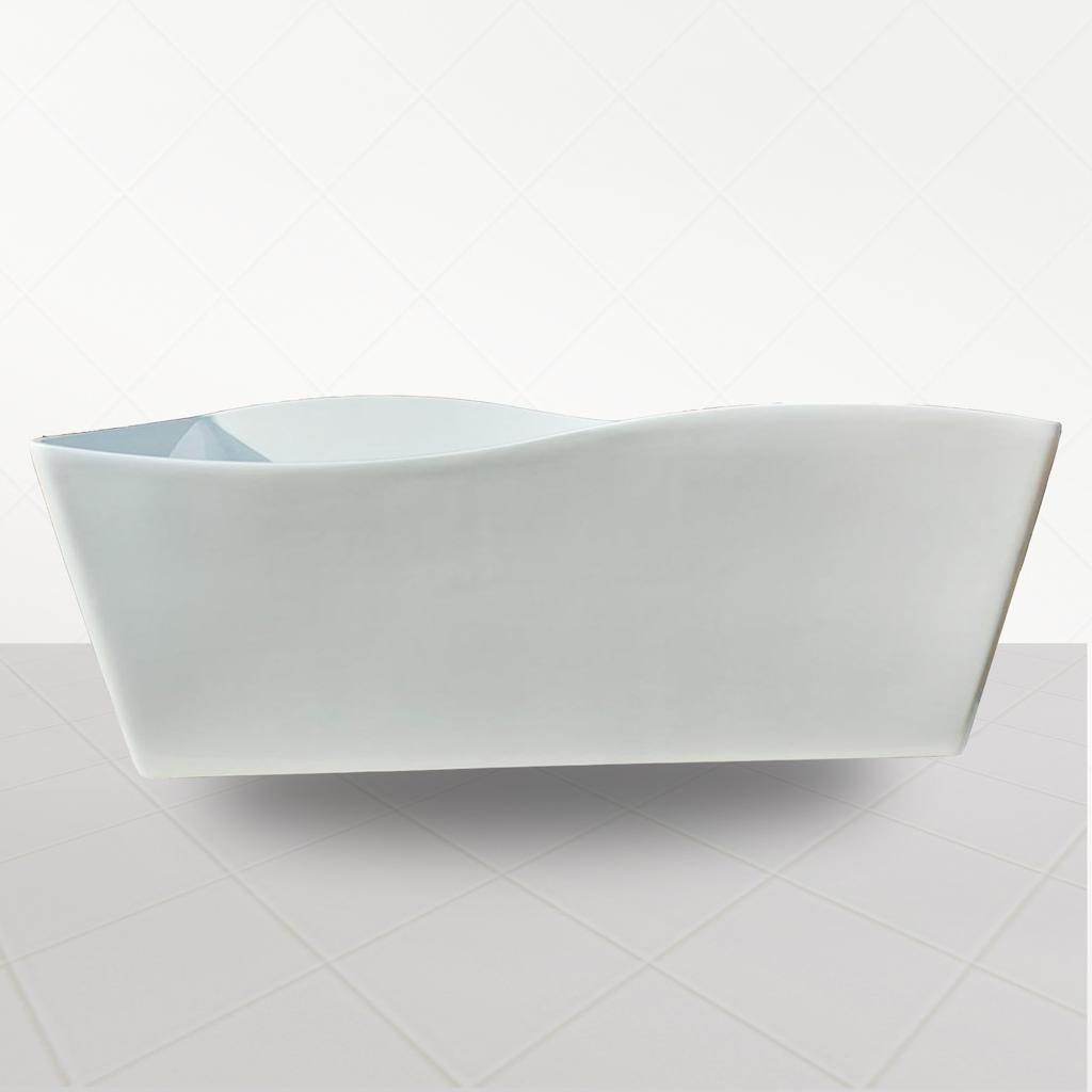 Ванна акриловая свободностоящая WAVE 169х66