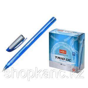 Ручка шариковая, UNIMAX Trio DC, цвет чернил - синий, 1 мм.