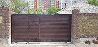 Откатные Ворота Своими Руками, фото 1