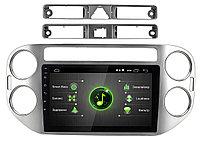 "ШГУ VW Tiguan 07-10 красный MFD (Incar DTA-8603) Android 10/1024*600, BT, IPS, wi-fi, DSP, 9"""