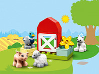 LEGO DUPLO 10949 Уход за животными на ферме, конструктор ЛЕГО