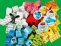 LEGO DUPLO 10909 Шкатулка-сердечко, конструктор ЛЕГО