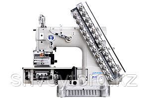 Промышленная 12-игольная швейная машина Jack 8009VCDII/12048P/VPQ
