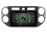 "ШГУ VW Tiguan 15-16 black (Incar DTA-8607) Android 10/1024*600, BT, IPS, wi-fi, DSP, 9"""