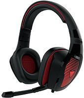 Наушники микрофон игровые GAMDIAS EROS E1 32 Om, 120dB, 3.5mm, 1.8m, USB для подсветки