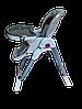 Стульчик для кормления TEKNUM168 бордовый, фото 3
