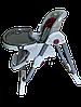 Стульчик для кормления TEKNUM168 бордовый, фото 2