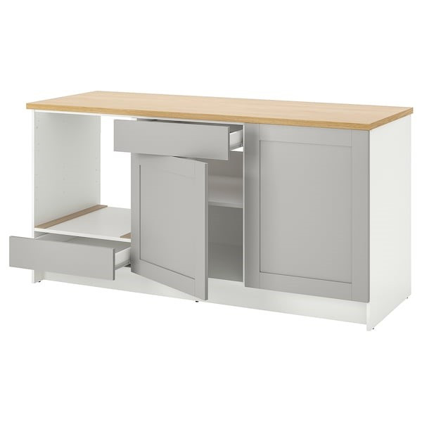Отдельные модули шкафов кухни