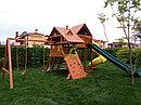 Детская площадка Крепость Deluxe 3, фото 9