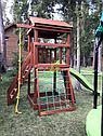 Детская площадка   Панда Фани Tower скалодром, фото 10