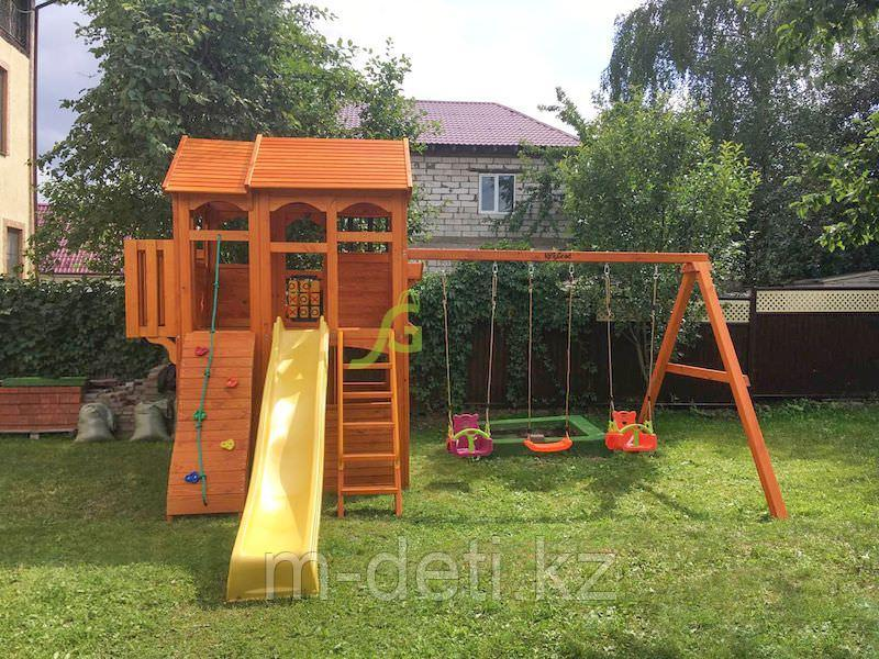 Детская площадка   Клубный домик 3