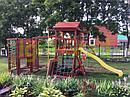 Детская площадка  Панда Фани Gride с WorkOut, фото 5