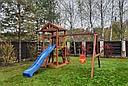 Детская площадка  Панда Фани Gride Color, фото 7