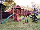 Детская площадка  Панда Фани Мостик 2, фото 10