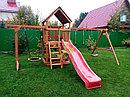Детская площадка  Крафт Pro 4, фото 7
