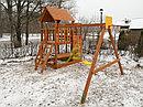 Детская площадка  Крафт Pro 3, фото 4
