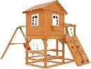 """Детская деревянная площадка   Домик 2"""", фото 4"""