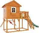 """Детская деревянная площадка  Домик 1"""", фото 3"""