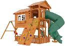 """Детская деревянная площадка  Домик 5"""", фото 3"""