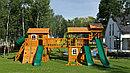 """Детская деревянная площадка Домик 6"""", фото 5"""