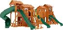 """Детская деревянная площадка  Домик 7"""", фото 5"""