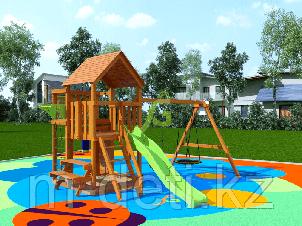 Детская площадка  Крафт Pro 3 (скат 2,2)