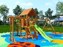 Детская площадка Крафт Pro 4 (скат 2,2), фото 2