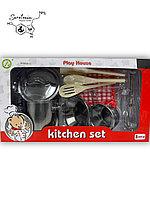 """Набор детской посуды """"kitchen set"""""""