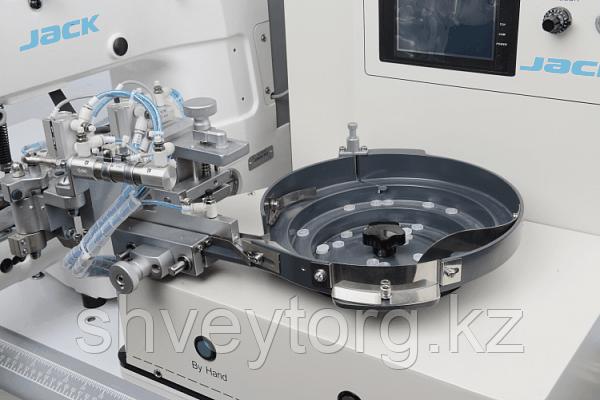 Электронная машина для пришивания пуговиц JACK JK-T1903GR