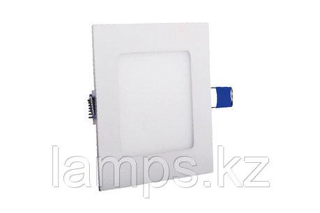 Светодиодная встраиваемая панель квадратная LENA-SX/24W/SMD/3000K/Φ276MM/220V, фото 2