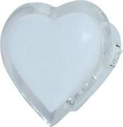 Светодиодный светильник, ночник HEART/3xRLED/WHT/220V/EU.PLUG