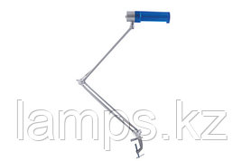 Настольная лампа FLEX-20B/E27/BLU