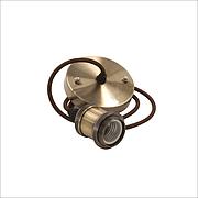Подвесной декоративный патрон ESTELLE-C/E27/MAX.100W/M.GOLD+BLC