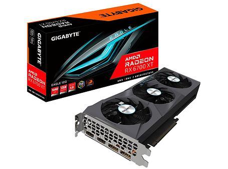 Видеокарта GIgabyte RX 6700XT, фото 2