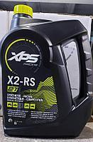 Масло моторное 2-тактное синтетическое X2-RS RACING (кан. 3,785 л.)