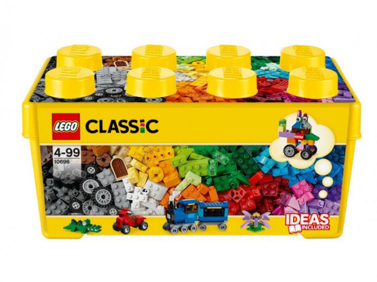 LEGO Classic 10696 Набор для творчества среднего размера, конструктор ЛЕГО - фото 2