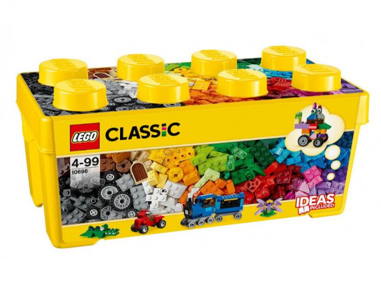 LEGO Classic 10696 Набор для творчества среднего размера, конструктор ЛЕГО - фото 4