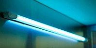 Кварцевая бактерицидная лампа 30W 90см, фото 1