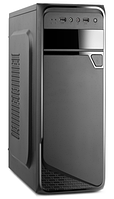 Корпус Wintek K1008-A400-8F, 45 mm, 2xUSB 2.0 + HD-Audio + A-400-8F 400W + кабель