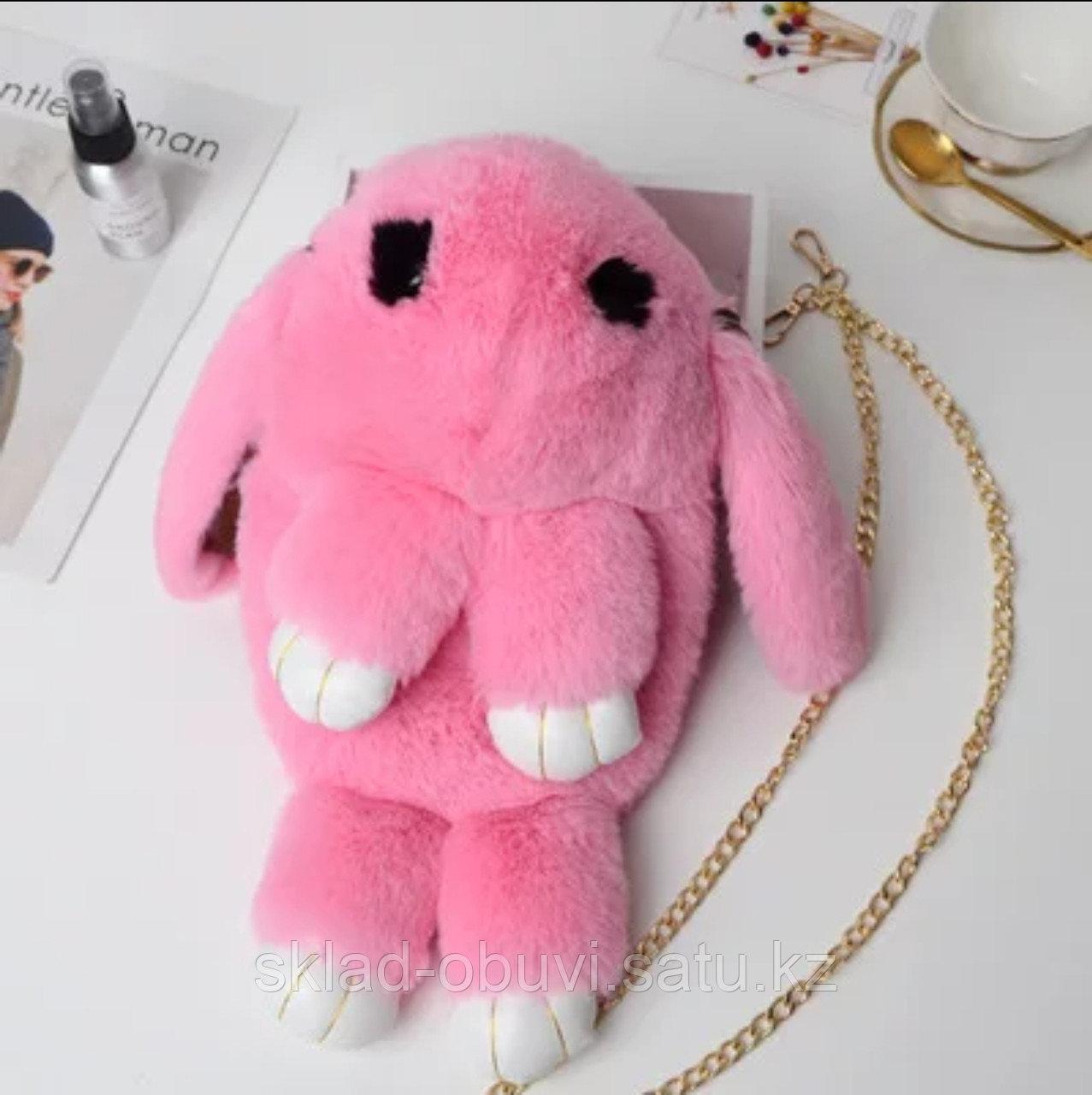 Кролик рюкзак - фото 1