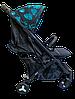 Коляска прогулочная MSTAR M301 Цвет Paradise, фото 4