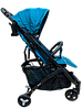 Коляска прогулочная MSTAR M301 Цвет морской волны, фото 2