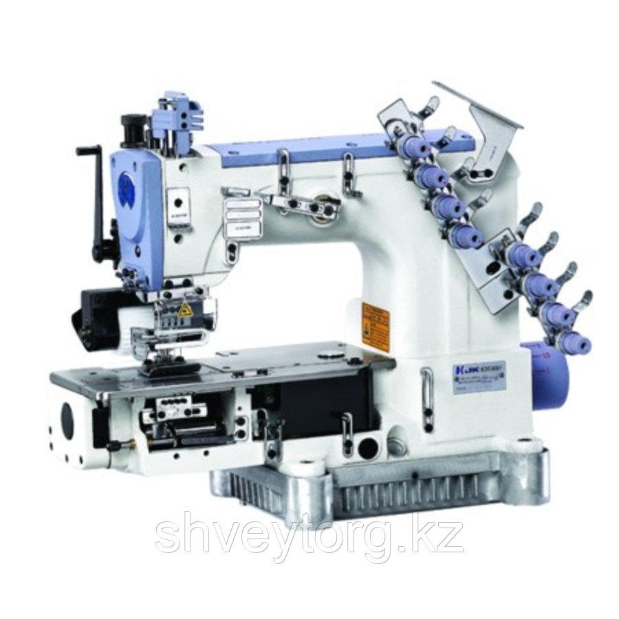 Промышленная 4 х-игольная швейная машина Jack 8009VCDII/0464P